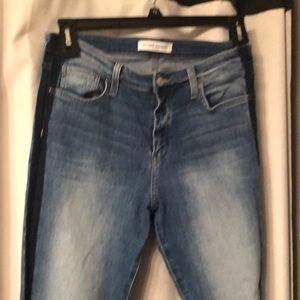Flying Monkey Striped Jeans